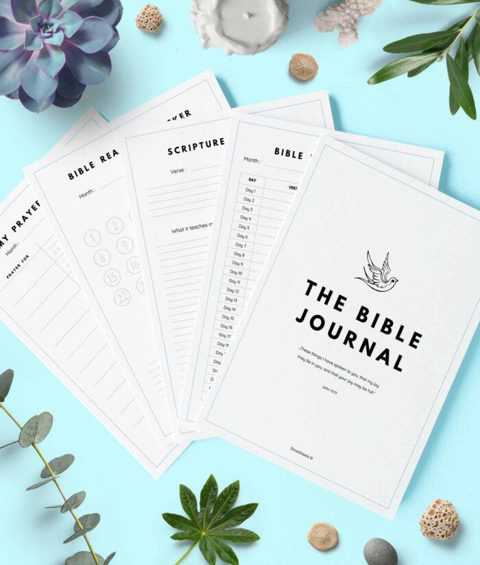 Bible Journal Printable 1(1)