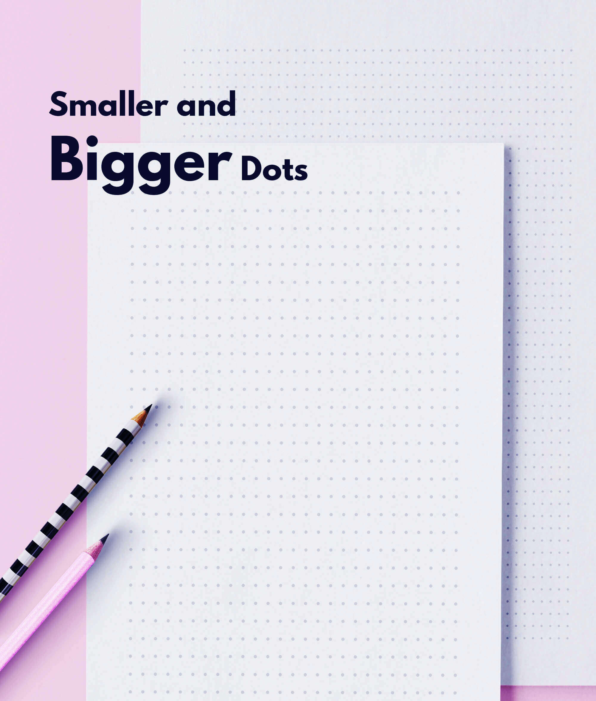 graphic regarding Printable Dot Paper called Common Dot paper / Dot grid paper