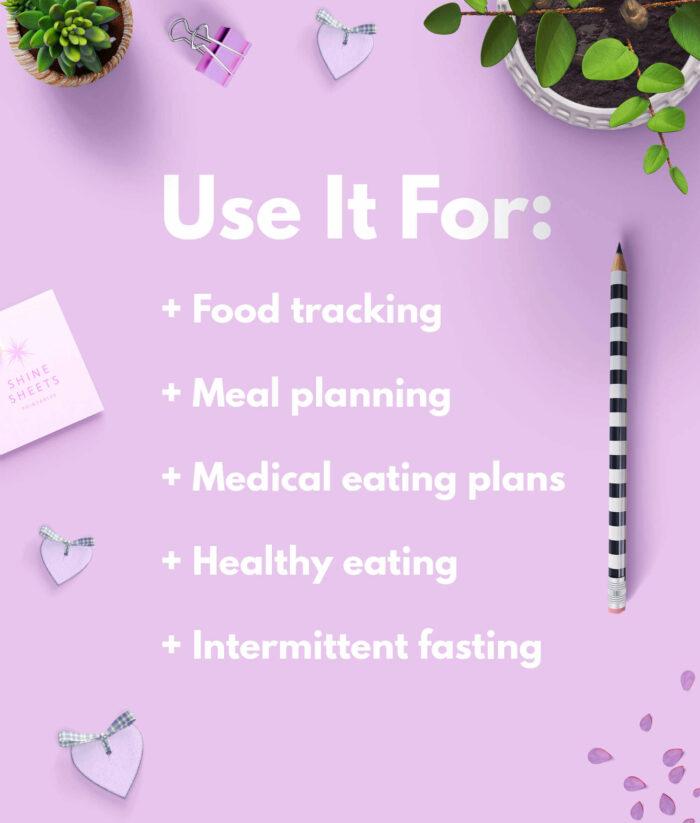 Diet Diary Printable 3(1)
