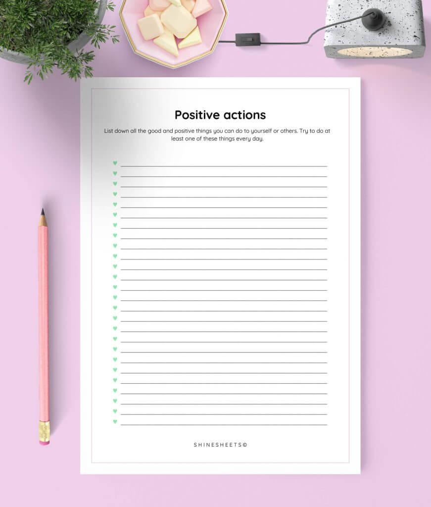 Positivity Journal Printable 5(1)