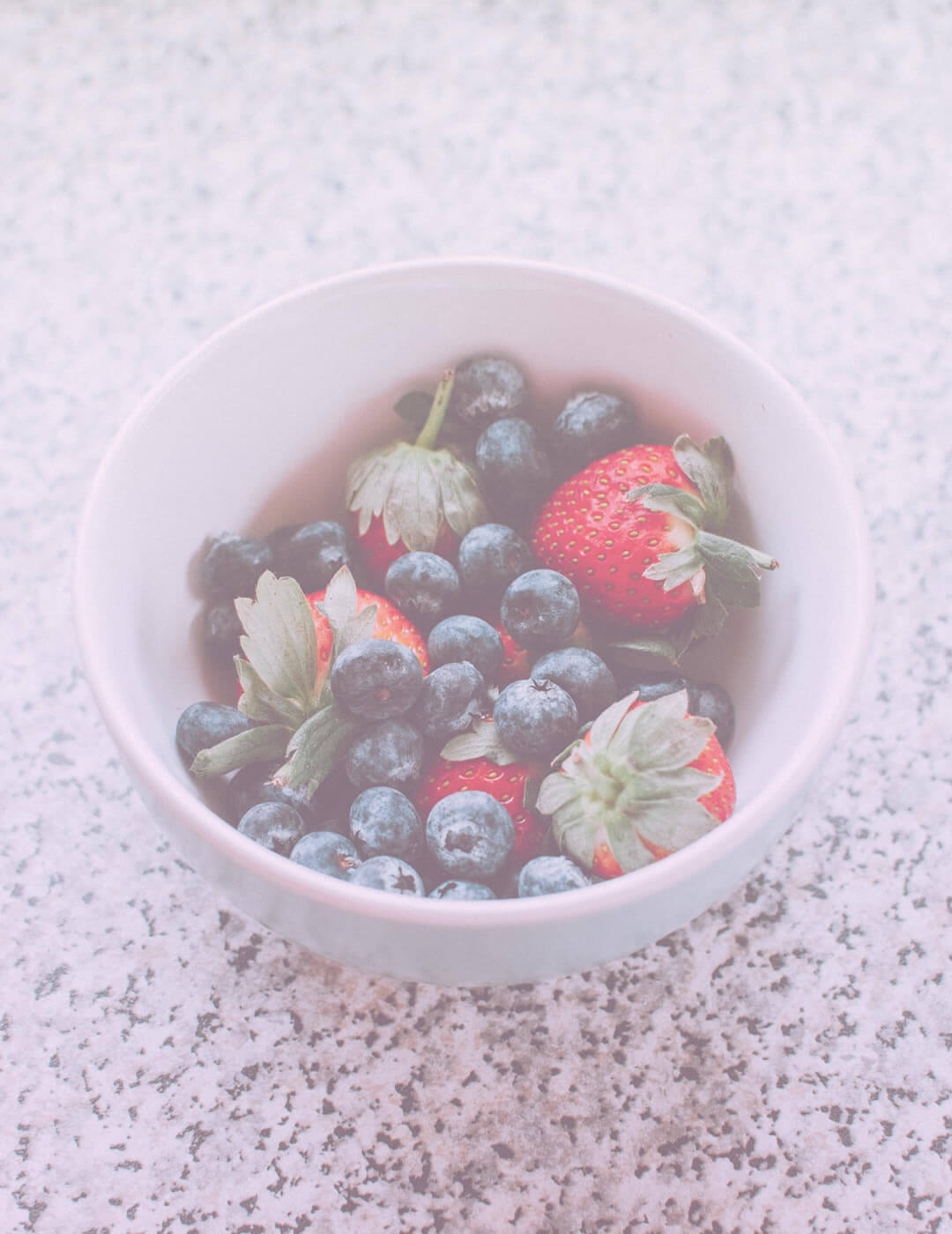 blueberries and strawberries as one of the best foods for mental health