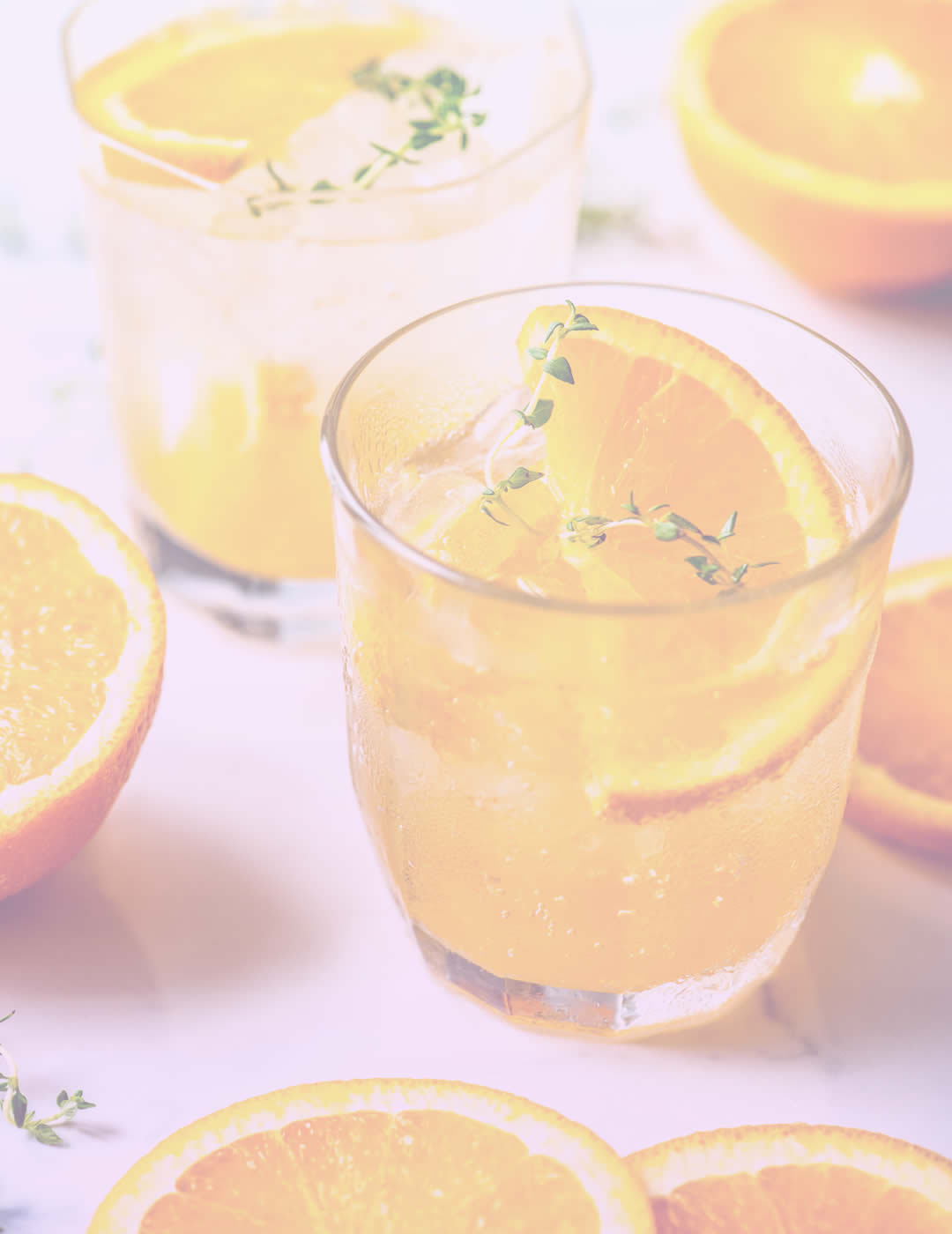 hydrating drinks and juices as a part of mental health recovery