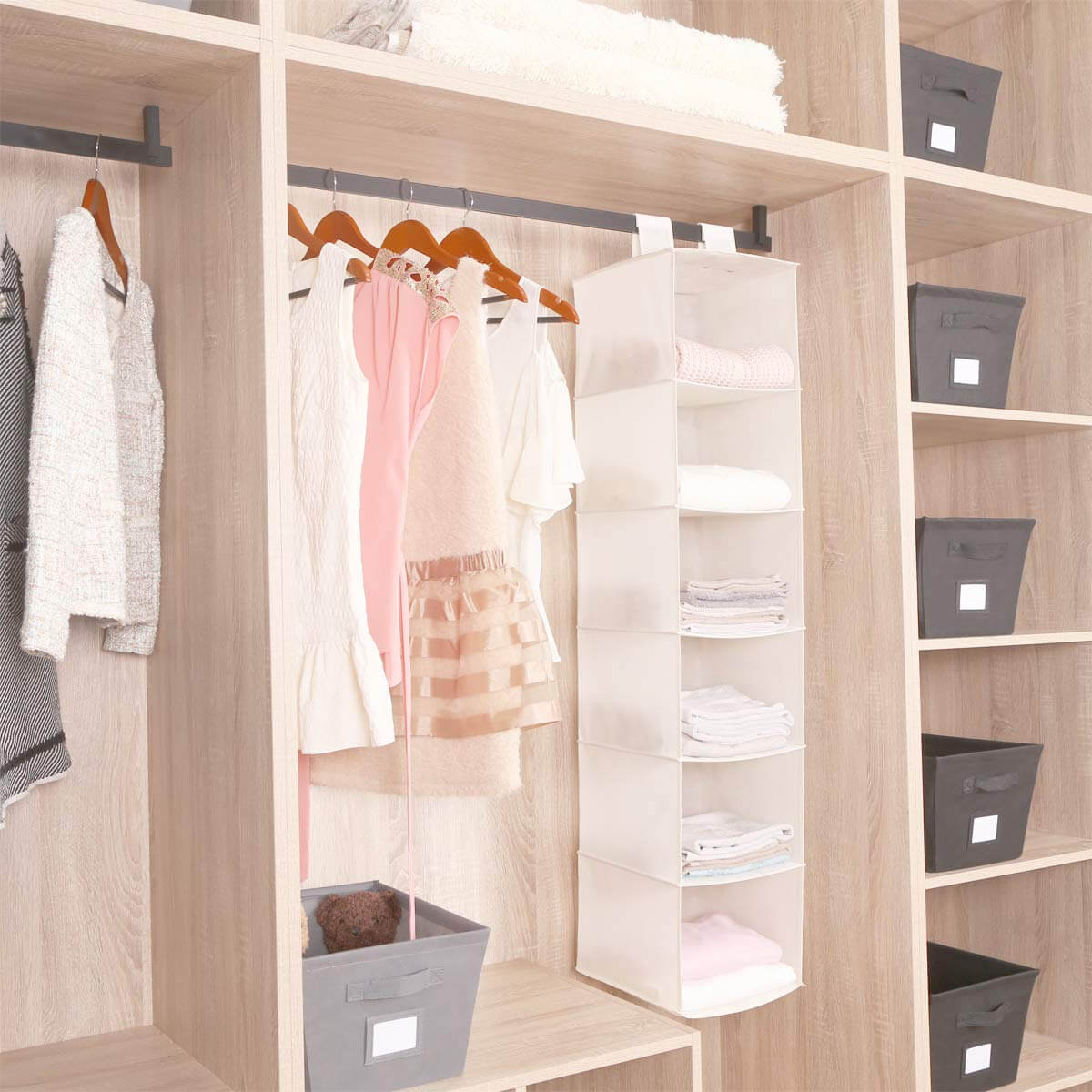 How To Organize Your Closet In One Afternoon Best Closet