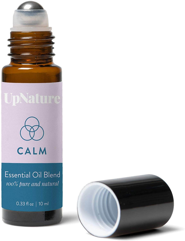 calming essential oil blend for mental balance