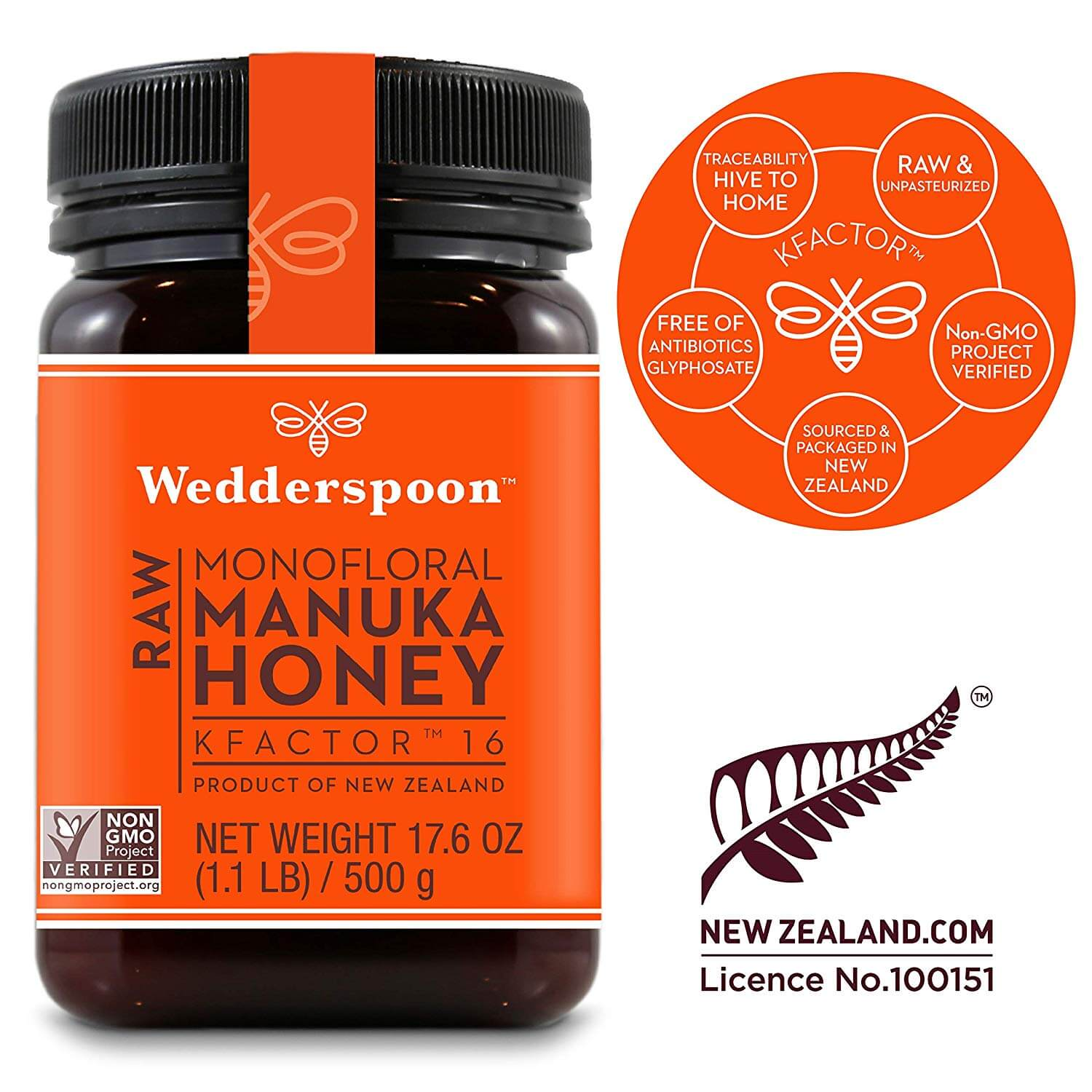 Manuka Honey as a recommended product to get glowing skin