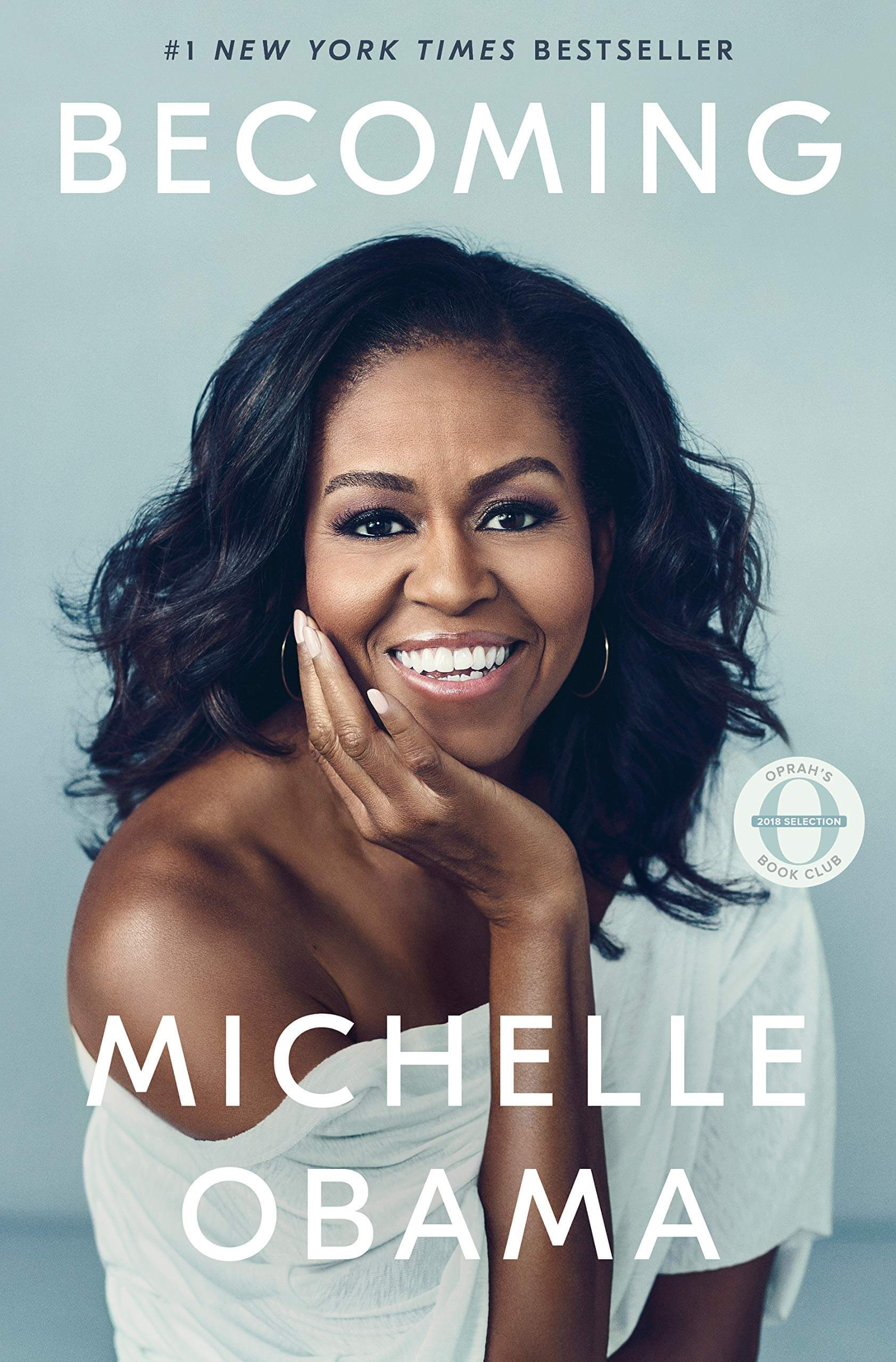 Becoming the book by michelle obama