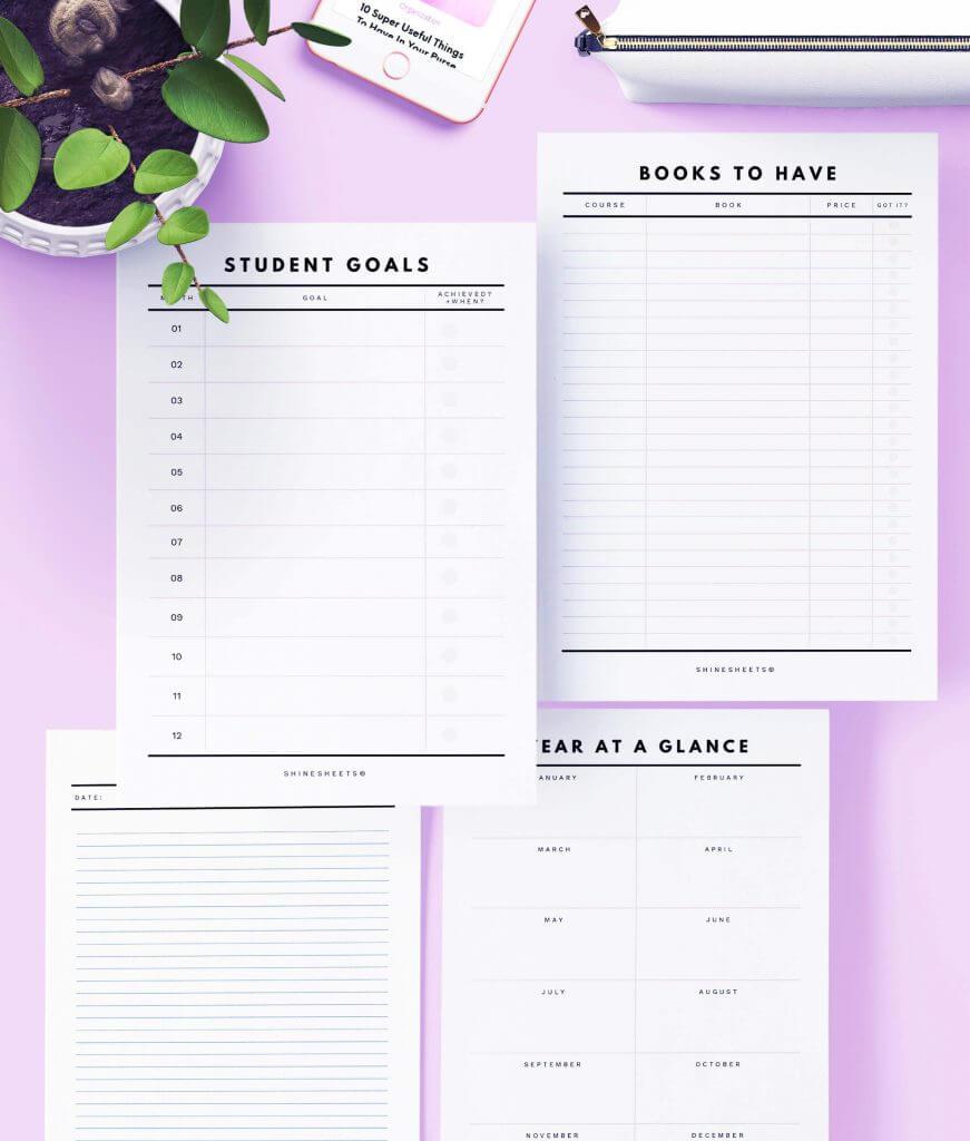 Student Planner Printable 4-1(1)