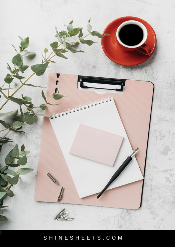 notepad for notes as a tool to make life easier