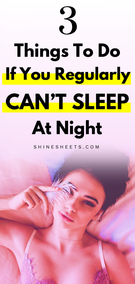 things to do if you can't sleep