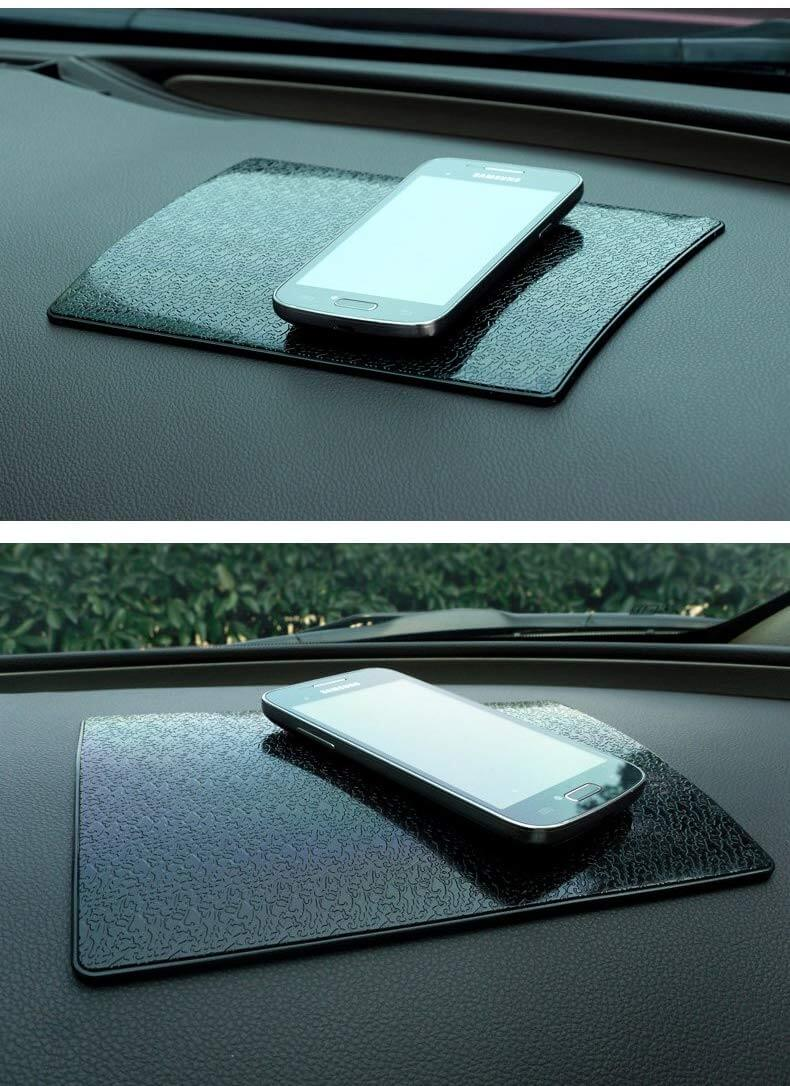 nano phone matt for car organization