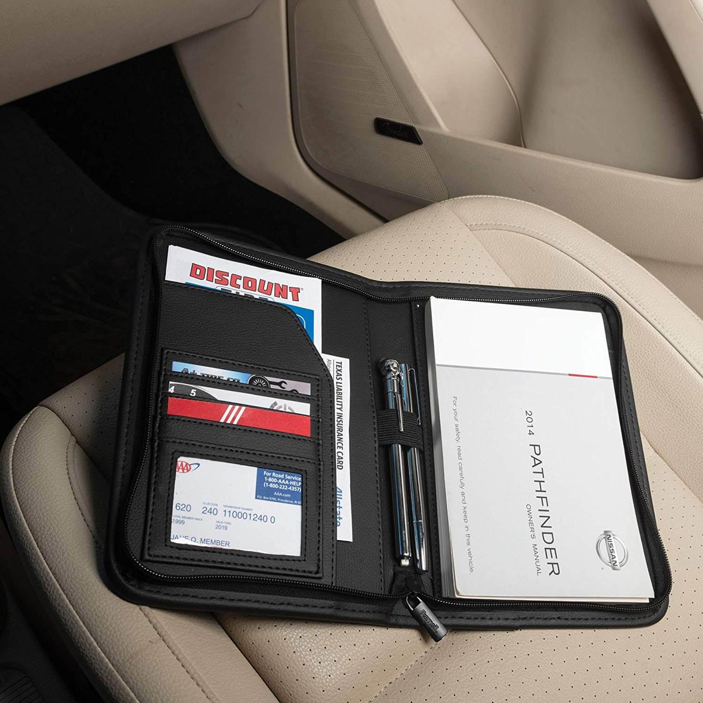 car organization purse