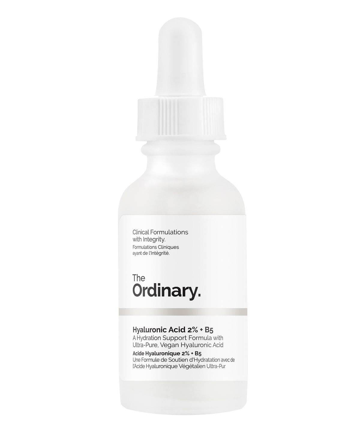 hyaluronic acid serum as an important product to achieve good skin