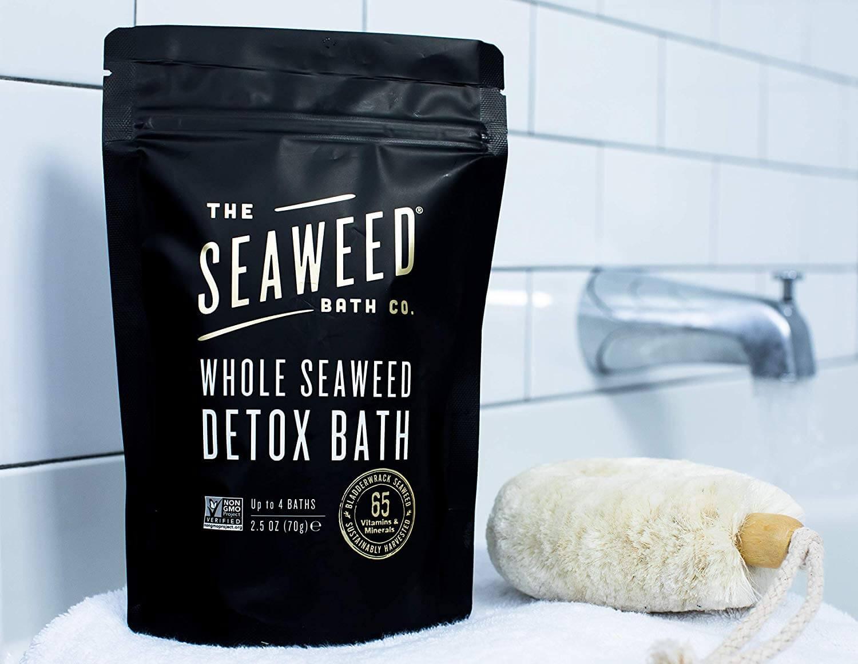 Whole Seaweed Detox Bath Product Image