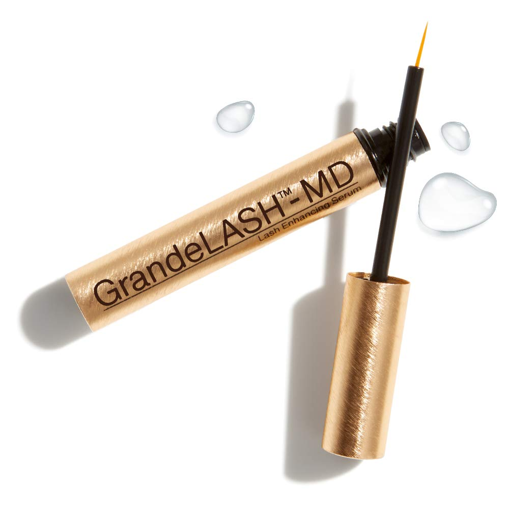 Grande Lash-MD eyelash serum to make eyelashes grow