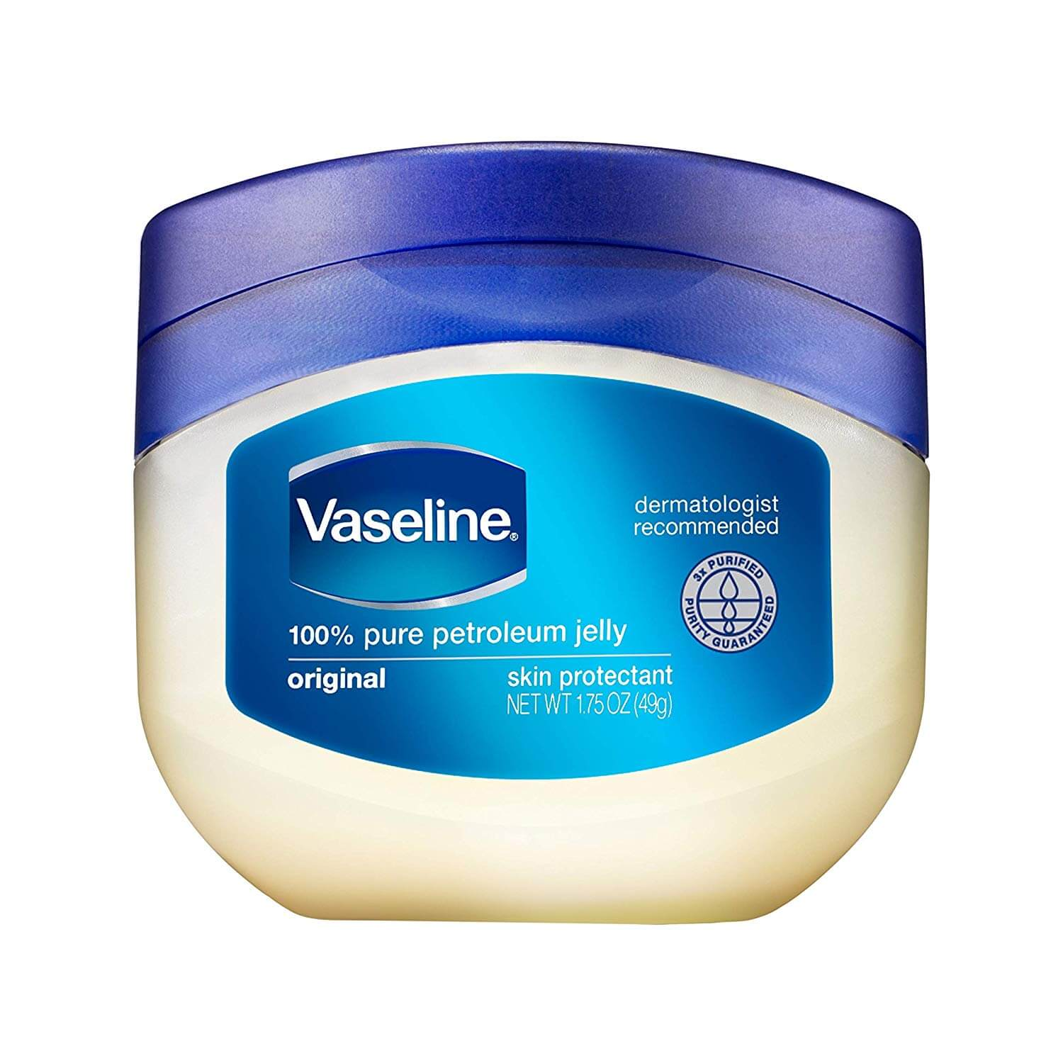 Vaseline 100% pure petroleum jelly skin protectant for various vaseline uses