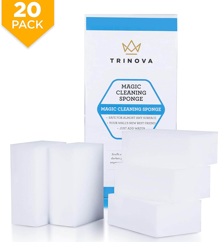 Non-toxic cleaning sponge Trinova