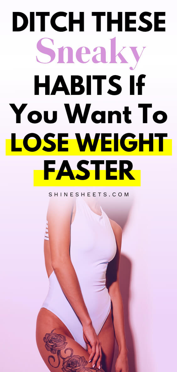 Healthy woman body after making changes to lose weigth faster