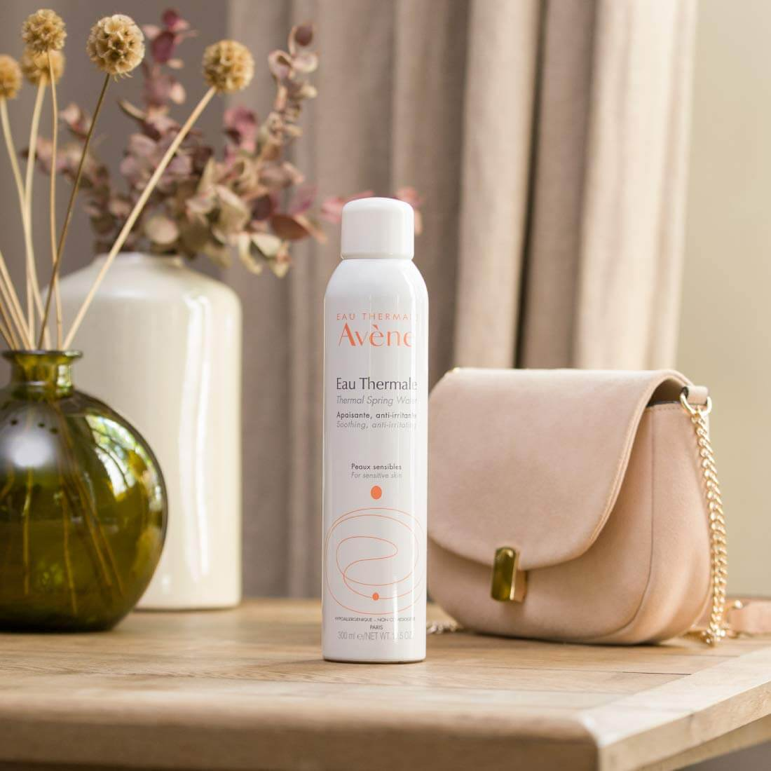 hydrating facial thermal water by avene