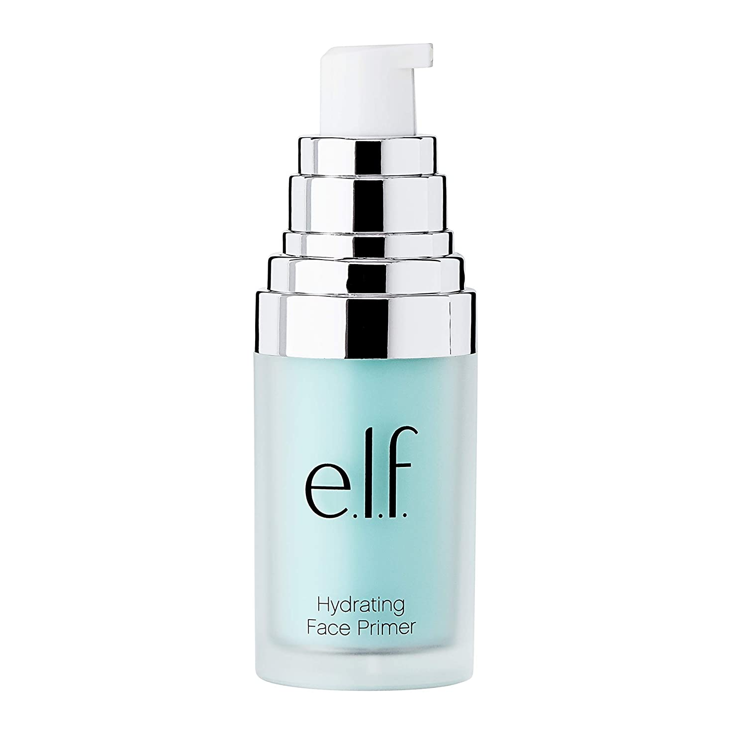 A makeup essential - bottle of E.L.F. Hydrating Face Primer