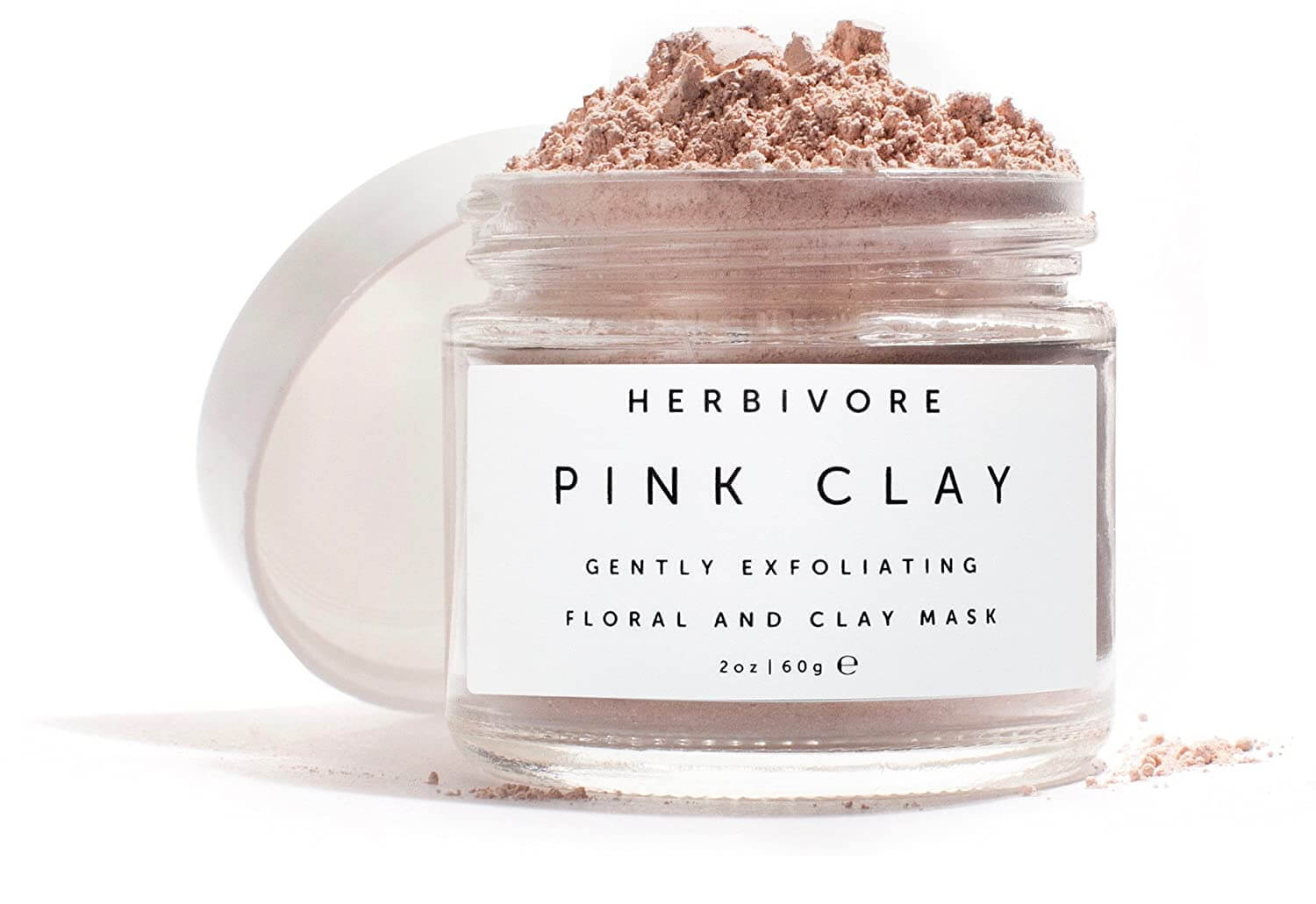 Herbivore Pink Clay Exfoliating Clay Mask