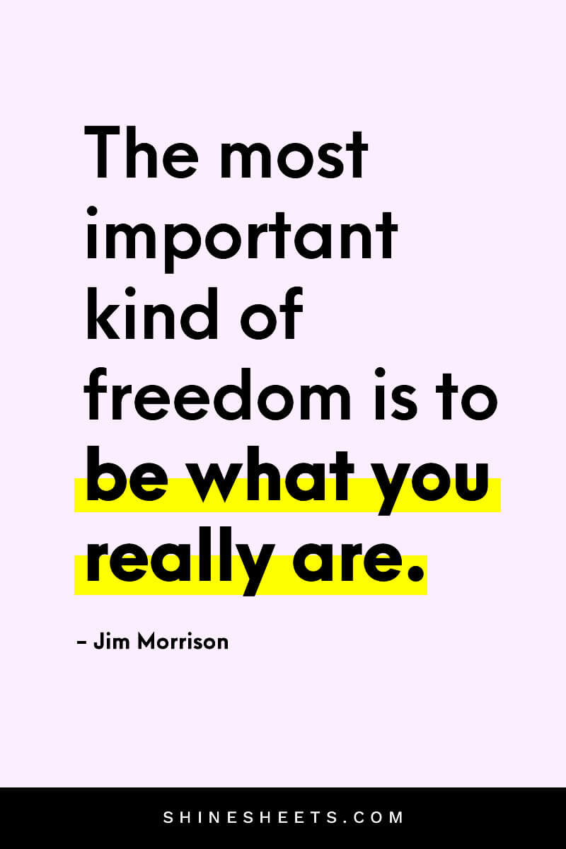 An ispiring quote about positive vibes by Jim Morrison