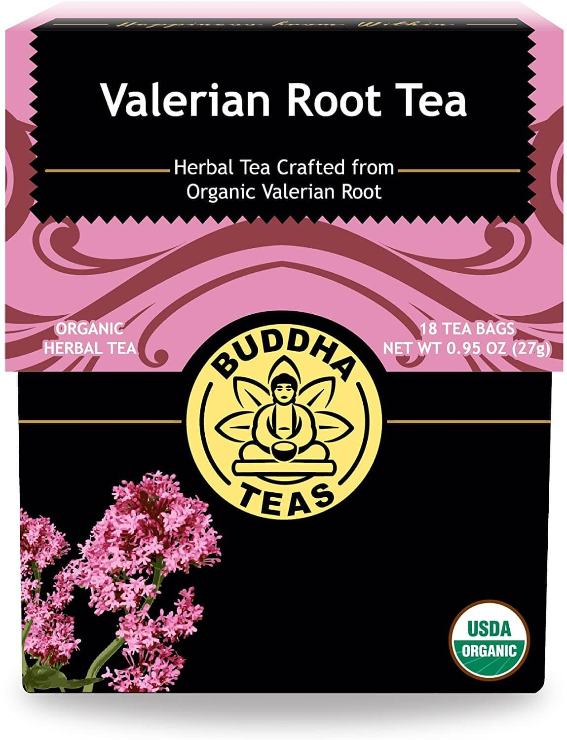 valerian root herbs for anxiety tea bags