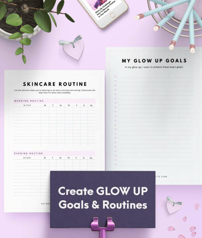 Glow Up Planner 2