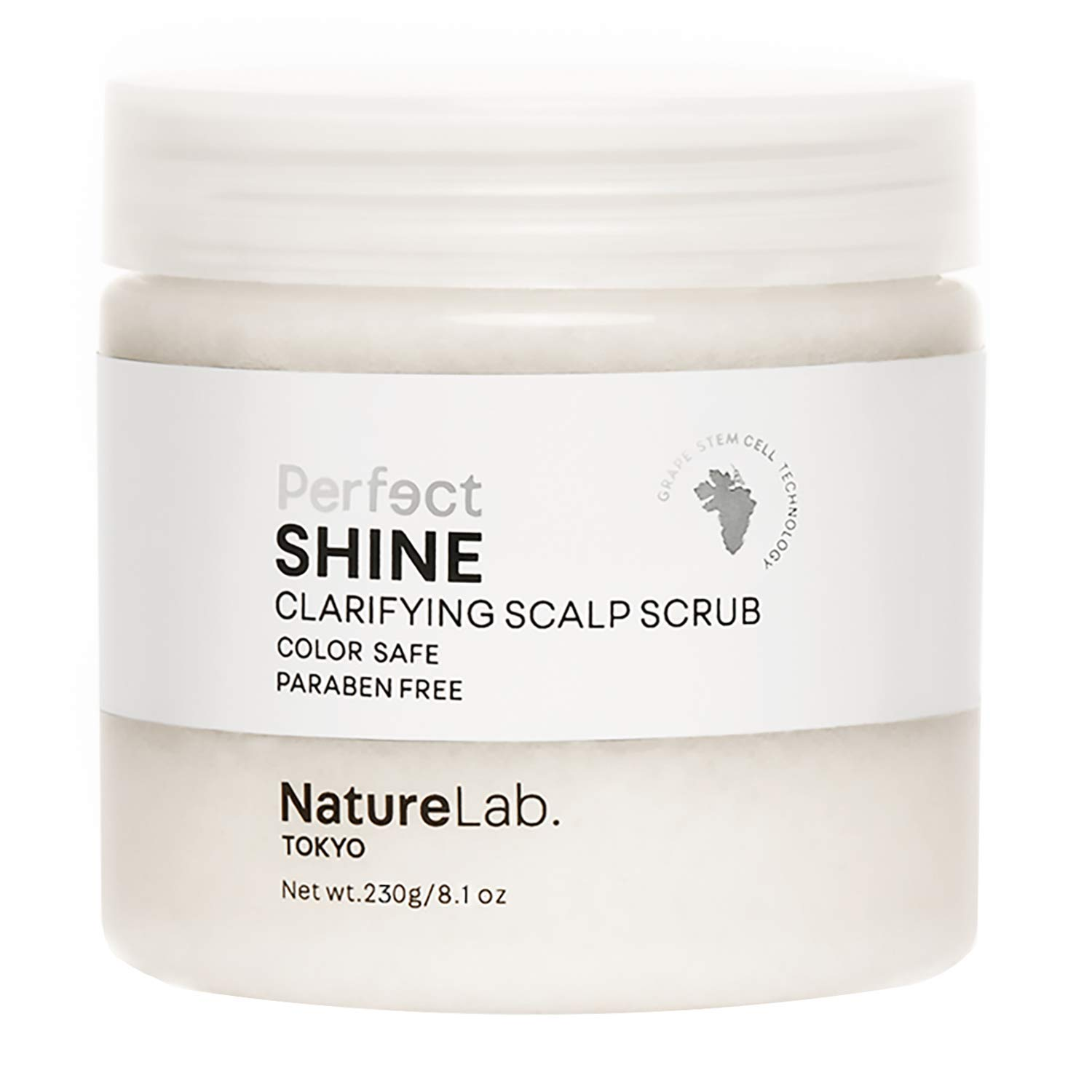 Scalp scrub by nature lab as one of the best tips for healthy hair
