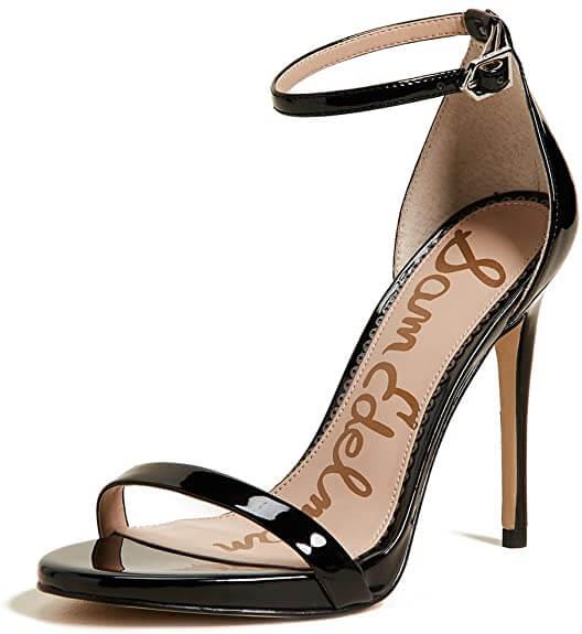 classy lady shoes high heels black