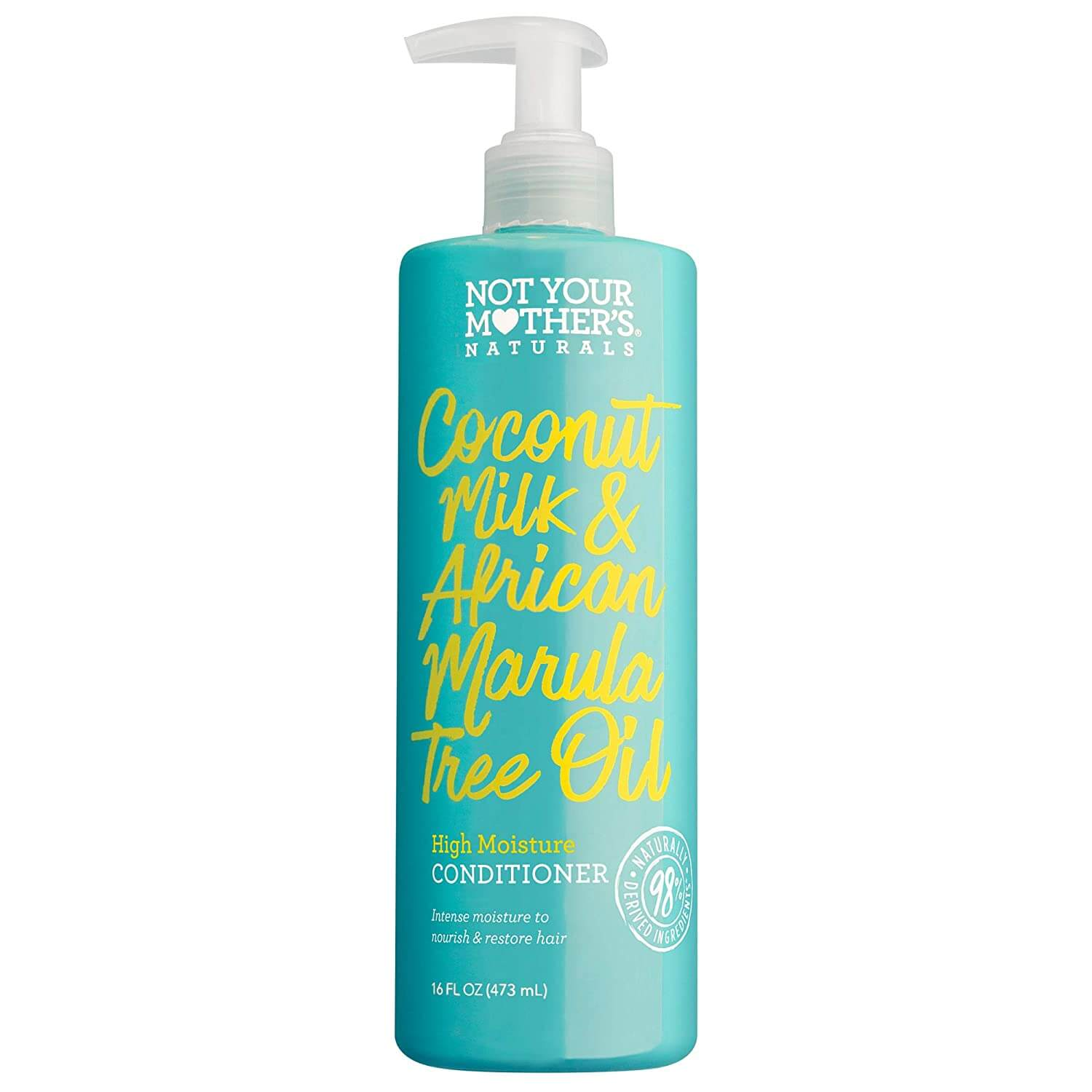 NotYour Mother's Coconut Milk Silicone Free Conditioner as one of the tips for healthy hair