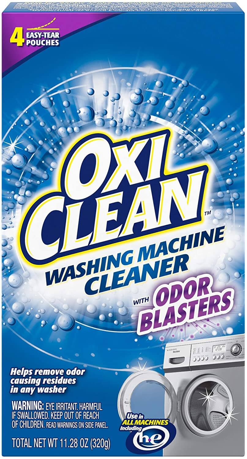 Oxi clean odor blasters for neat and clean dishwasher