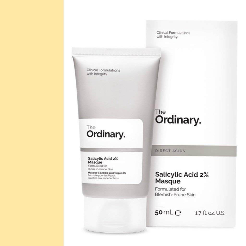 the ordinary face pack - masque with salicylic acid