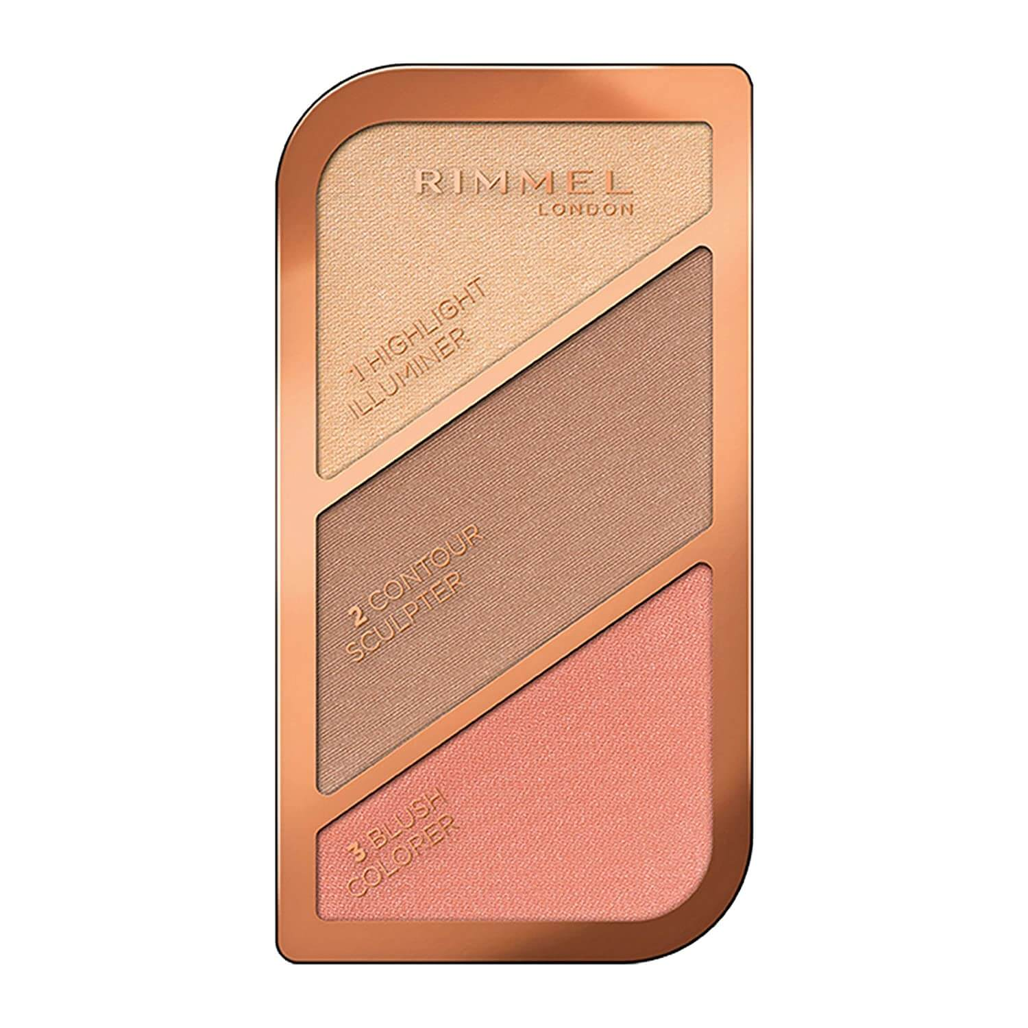 rimmerl sculpting makeup kit that makes face look good