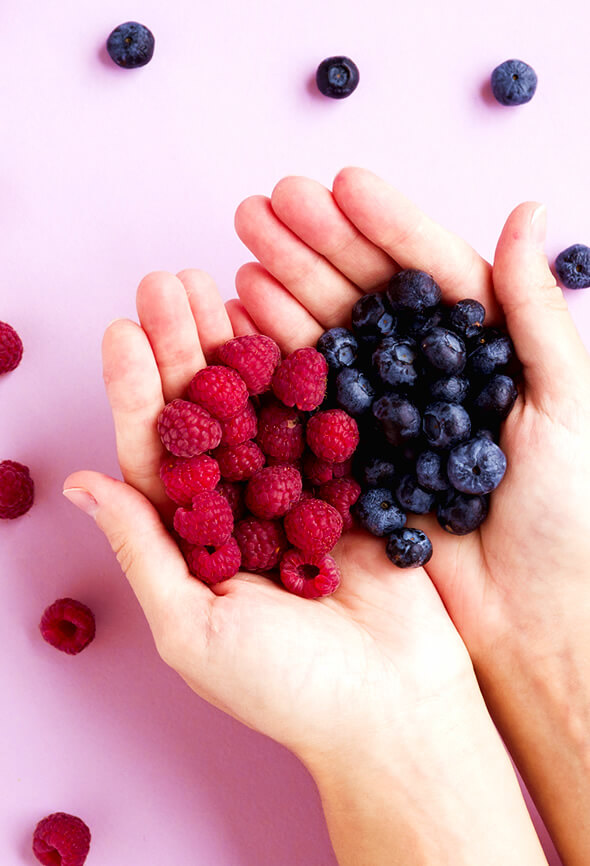 berries as superfoods