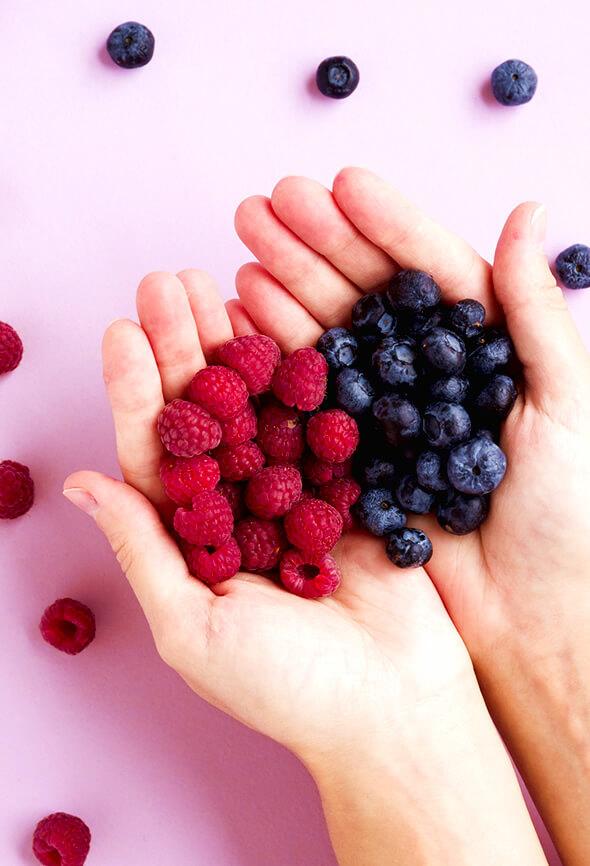berries as superfoods