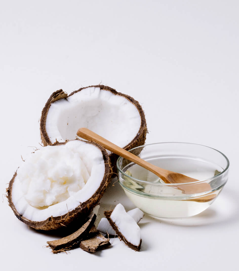 coconuts and coconut oil as teeth whitening home remedies