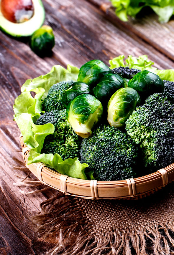 cruciferous veggies as superfoods