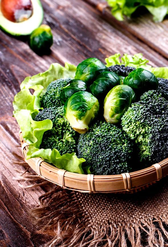 cruciferous veggies as superfoods