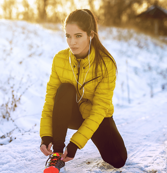 5 Ways To Lead An Active Lifestyle During The Cold Season