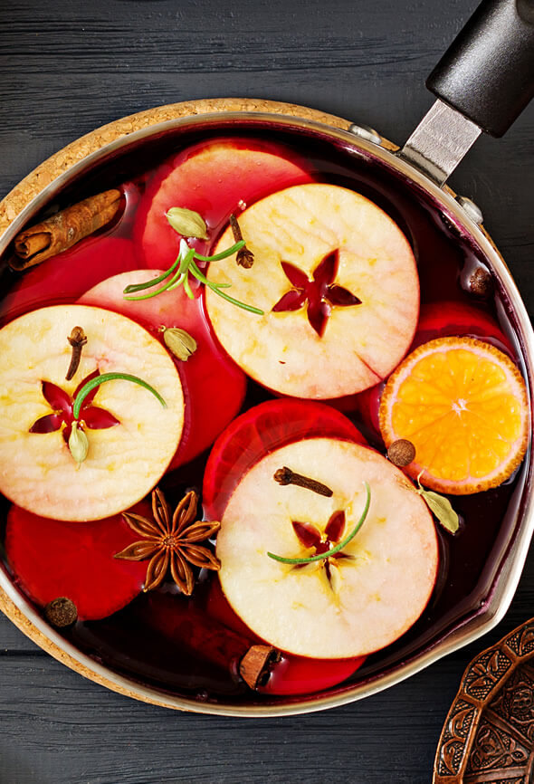 simmer pot DIY air freshener