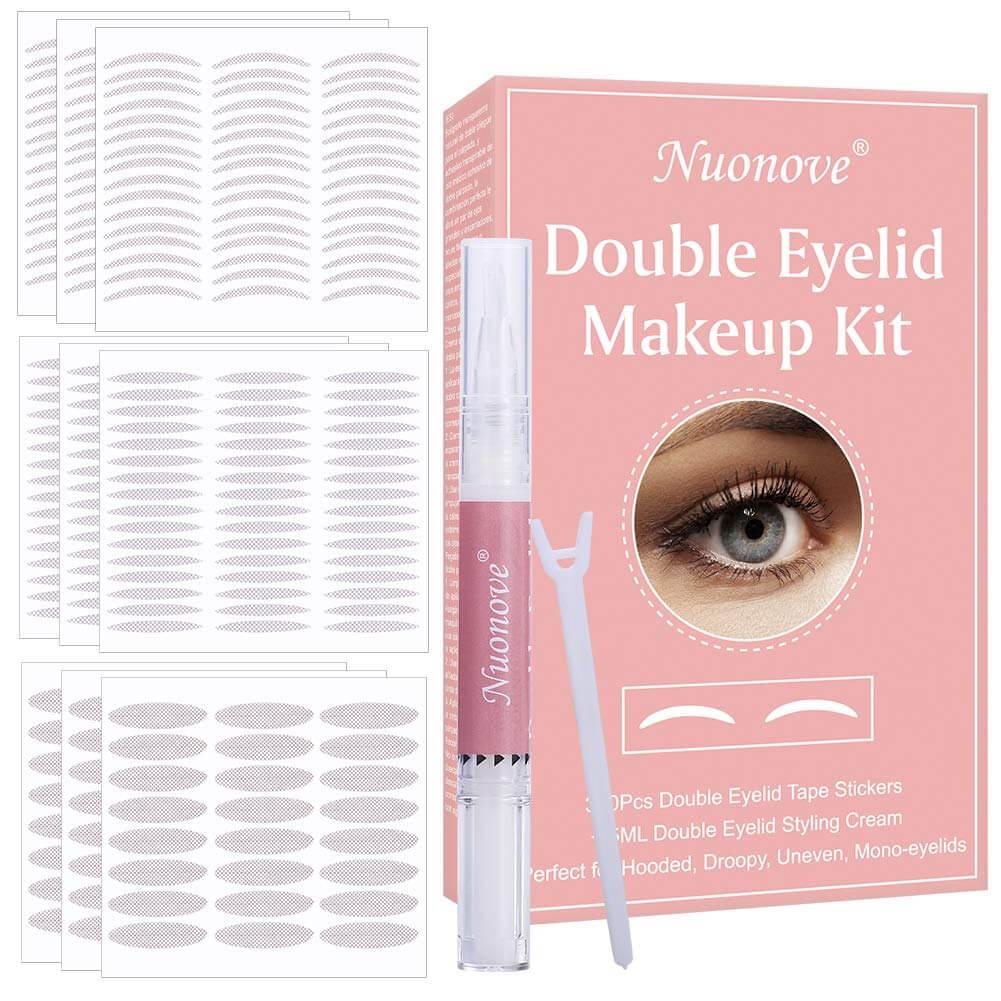 Nuonove double eyelid makeup kit for hooded eyes