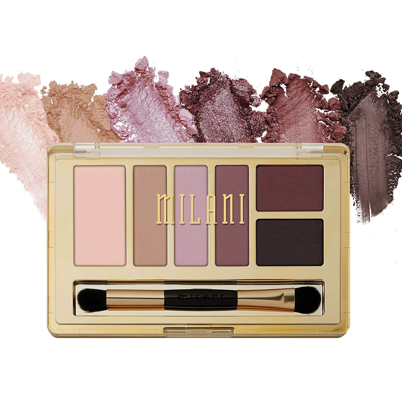 Milani Everyday Eyes Eyeshadow Palette - Romantic Mattes