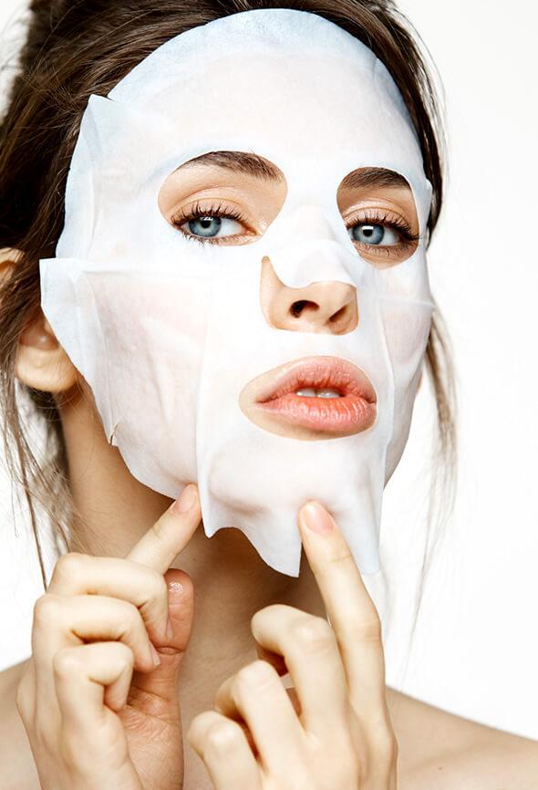 korean skincare sheet masking
