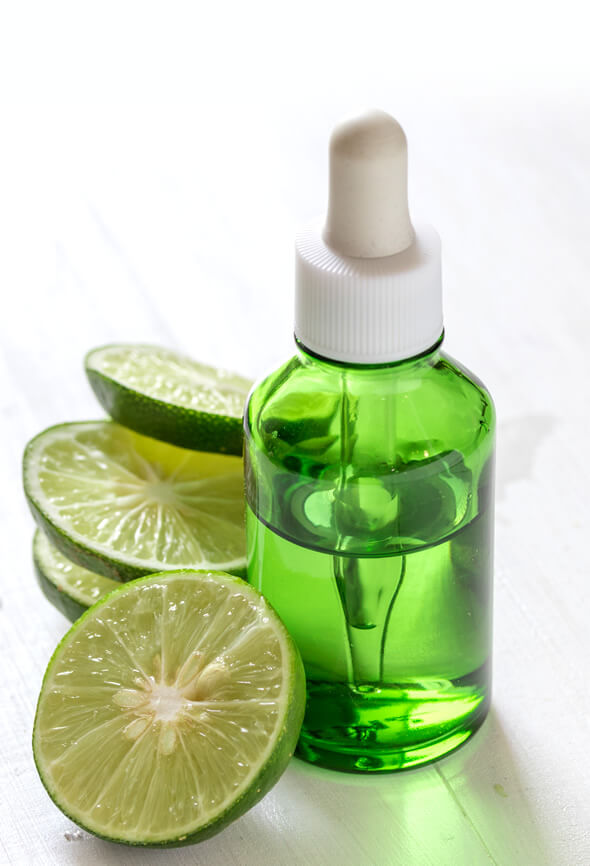 lime essential oil blends