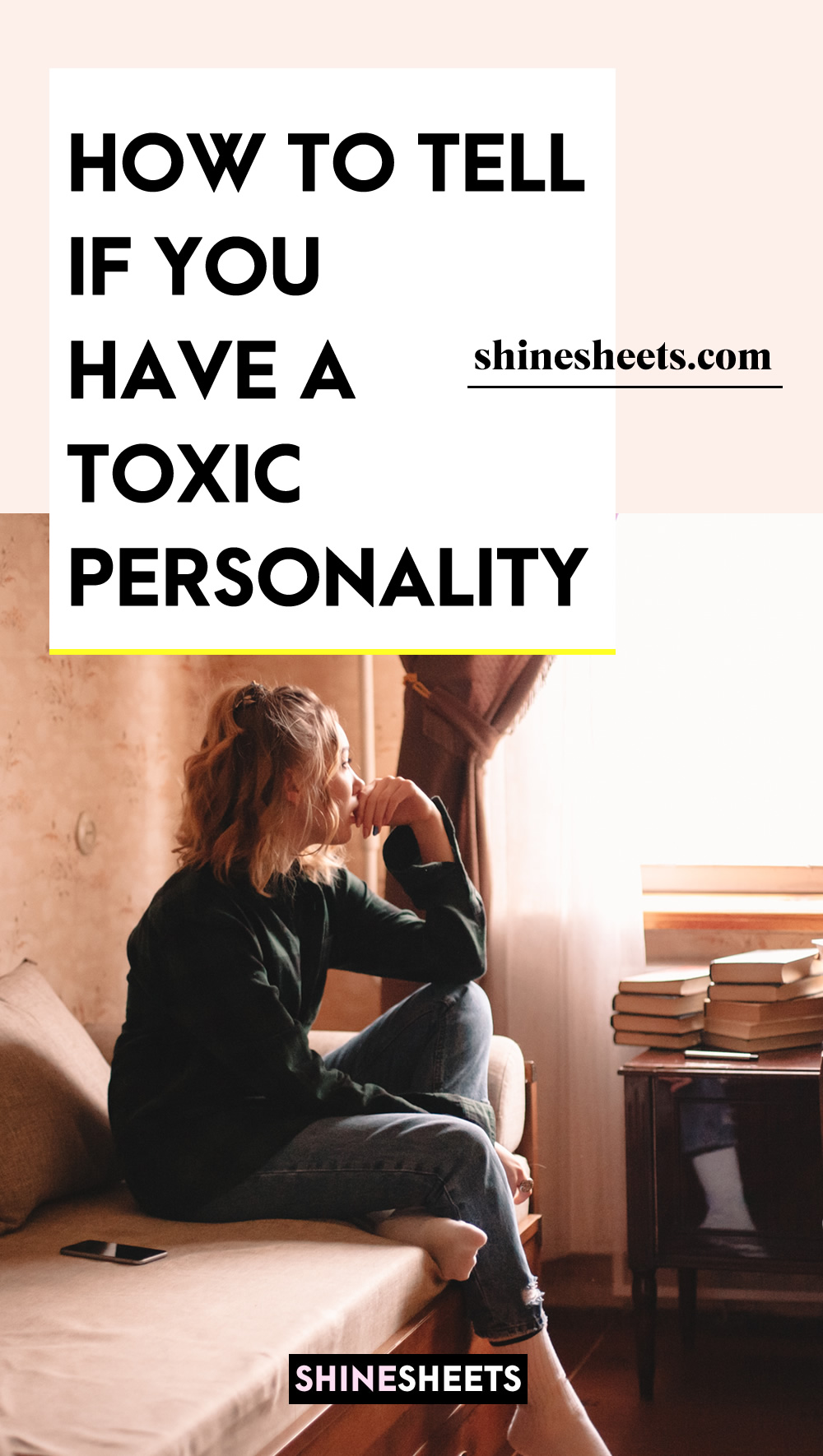 toxic person woman sitting on the couch