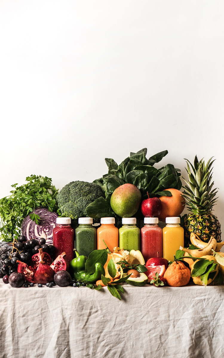 orthorexia foods limited on table