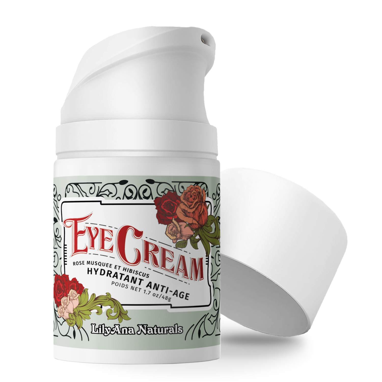 LilyAna Naturals Eye Cream - Eye Cream for mature skin