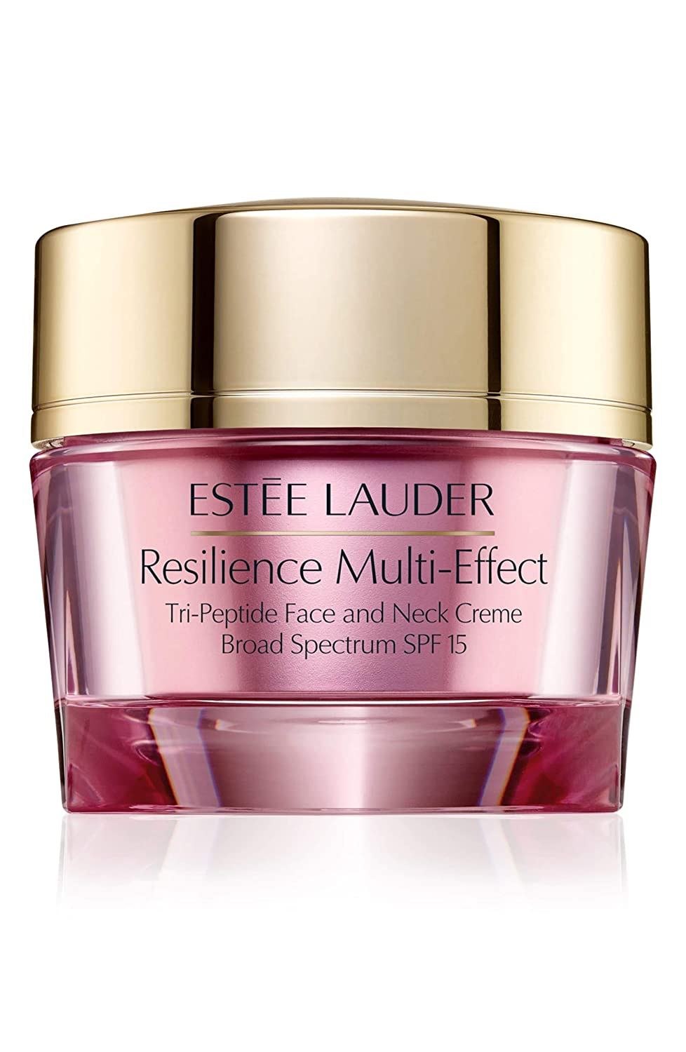 Estee Lauder Resilience Multi-Effect Tri-Peptide Face and Neck Creme for mature skin