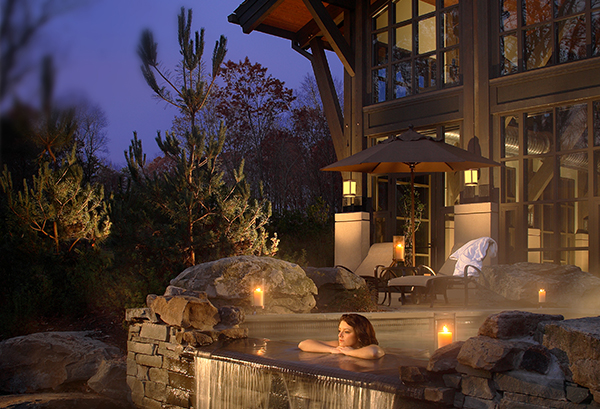 the lodge at woodloch as one of the affordable wellness retreats