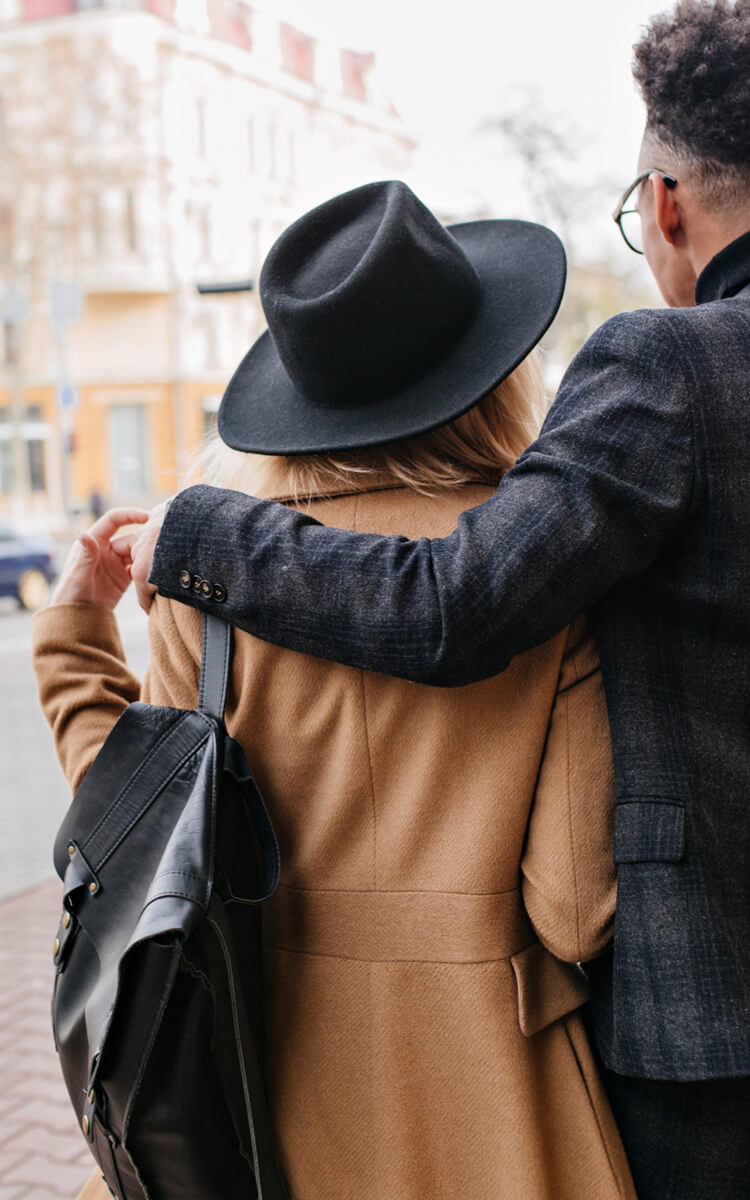 close contact as one of the dating hacks